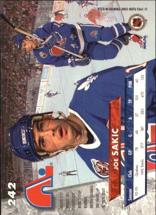 1993-94-Ultra-Hockey-1-250-Your-Choice-GOTBASEBALLCARDS thumbnail 461