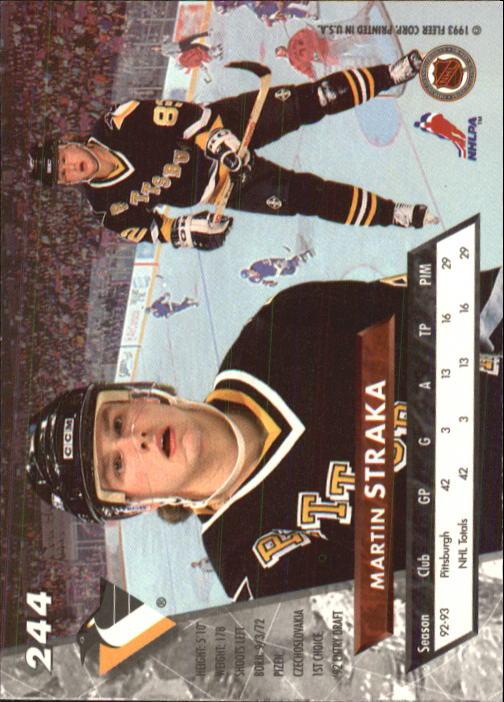 1993-94-Ultra-Hockey-1-250-Your-Choice-GOTBASEBALLCARDS thumbnail 465