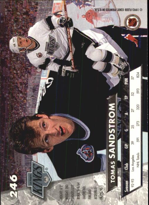 1993-94-Ultra-Hockey-1-250-Your-Choice-GOTBASEBALLCARDS thumbnail 469