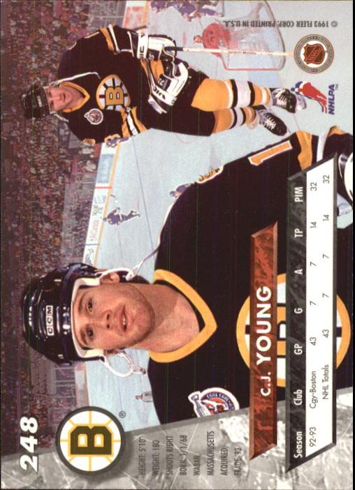 1993-94-Ultra-Hockey-1-250-Your-Choice-GOTBASEBALLCARDS thumbnail 473