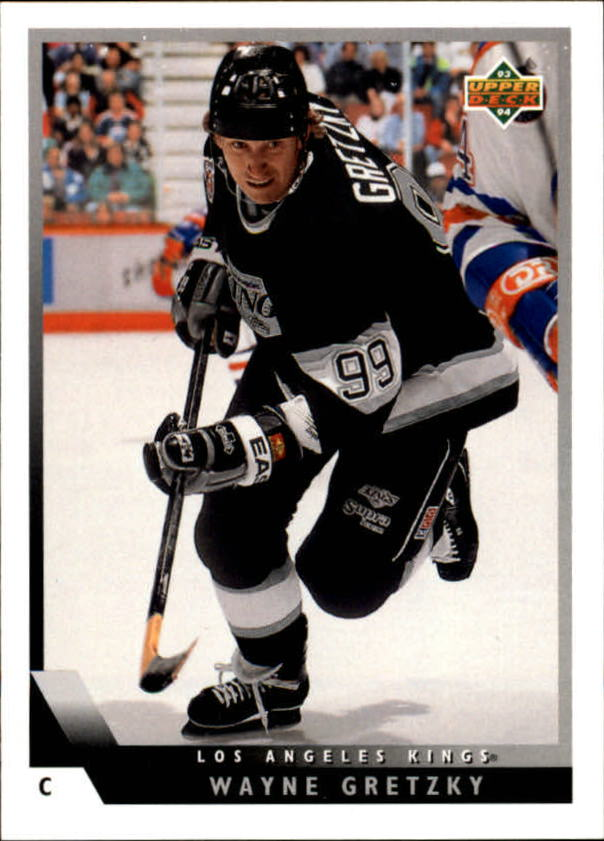 1993-94 Upper Deck #99 Wayne Gretzky