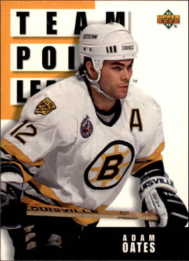1993-94 Upper Deck #286 Adam Oates TL