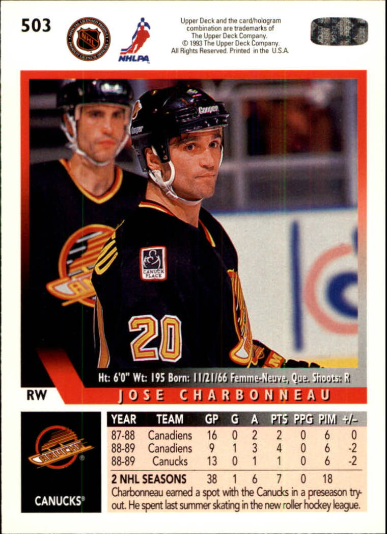 1993-94-Upper-Deck-Hk-039-s-501-575-Rookies-You-Pick-Buy-10-cards-FREE-SHIP thumbnail 7