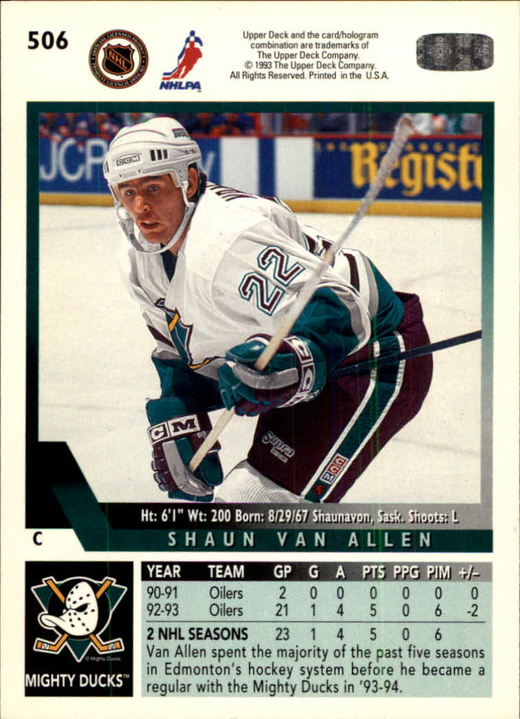 1993-94-Upper-Deck-Hk-039-s-501-575-Rookies-You-Pick-Buy-10-cards-FREE-SHIP thumbnail 13