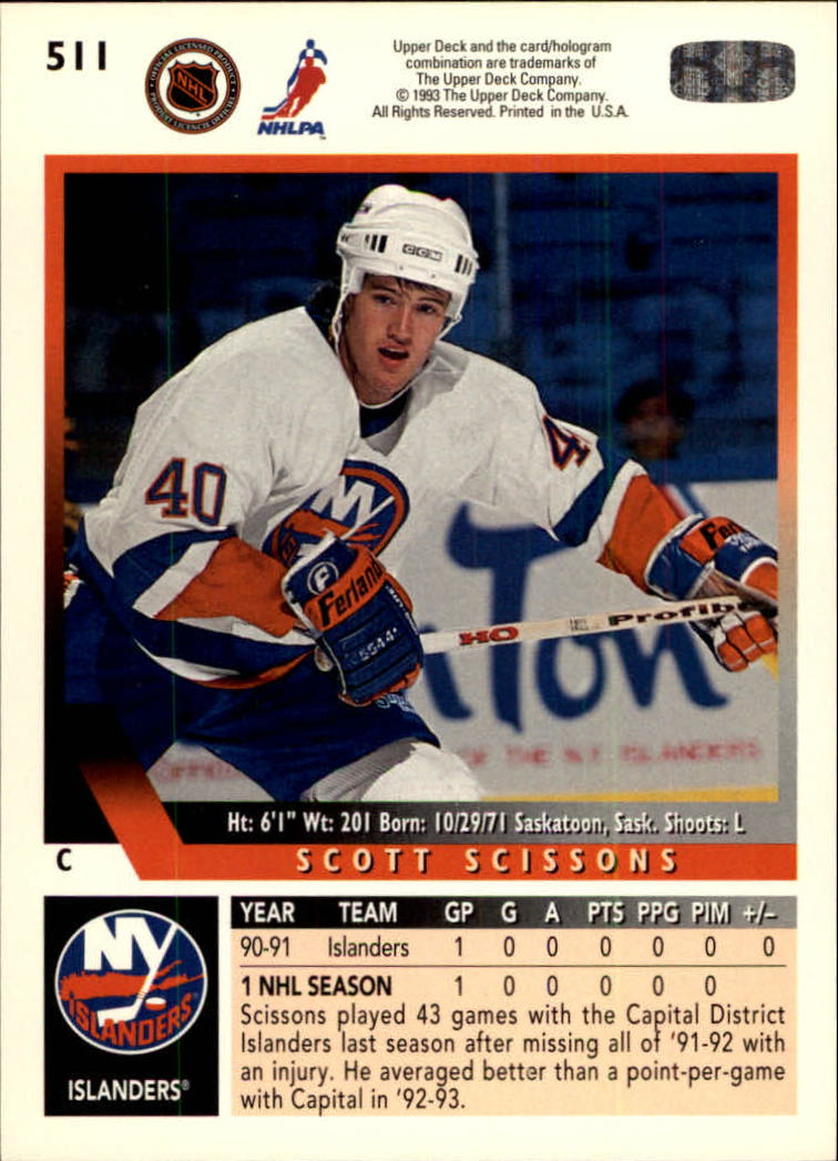 1993-94-Upper-Deck-Hk-039-s-501-575-Rookies-You-Pick-Buy-10-cards-FREE-SHIP thumbnail 23