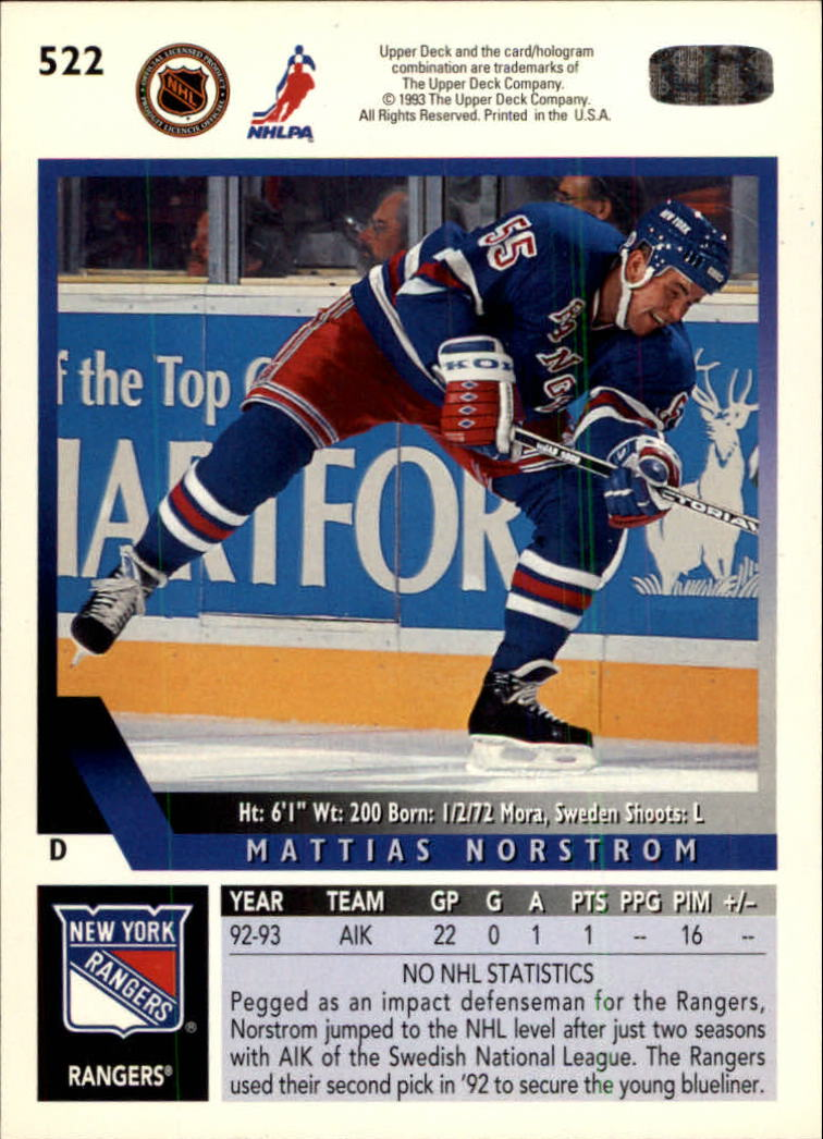 1993-94-Upper-Deck-Hk-039-s-501-575-Rookies-You-Pick-Buy-10-cards-FREE-SHIP thumbnail 45