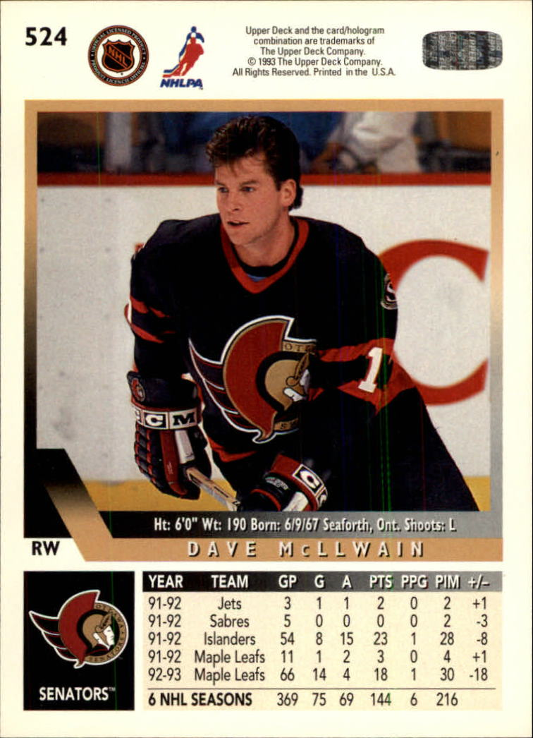 1993-94-Upper-Deck-Hk-039-s-501-575-Rookies-You-Pick-Buy-10-cards-FREE-SHIP thumbnail 49