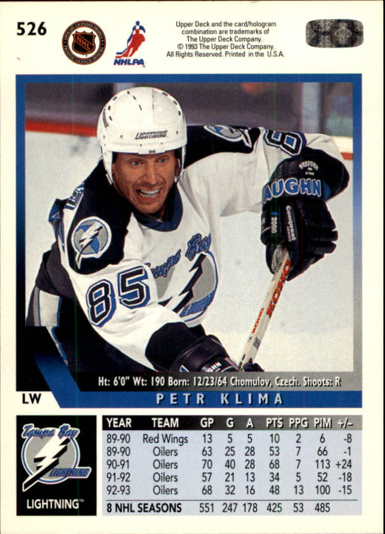 1993-94-Upper-Deck-Hk-039-s-501-575-Rookies-You-Pick-Buy-10-cards-FREE-SHIP thumbnail 53