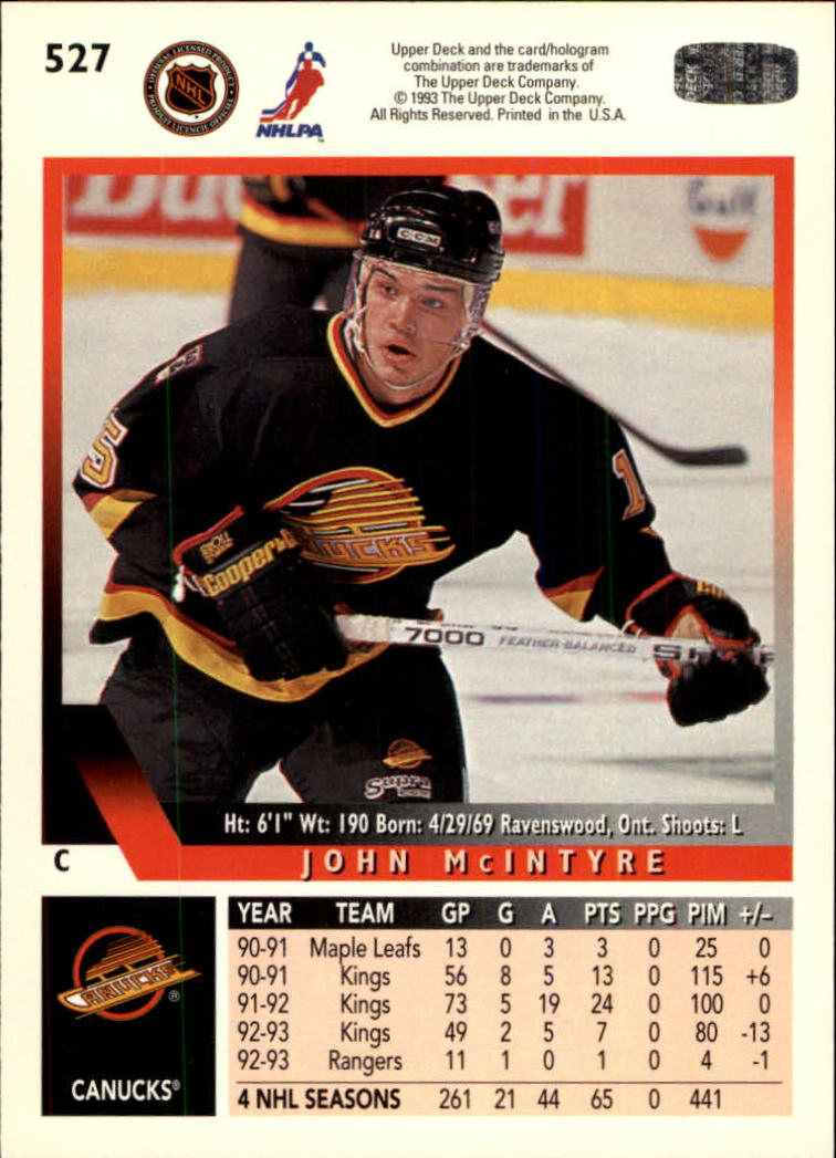 1993-94-Upper-Deck-Hk-039-s-501-575-Rookies-You-Pick-Buy-10-cards-FREE-SHIP thumbnail 55