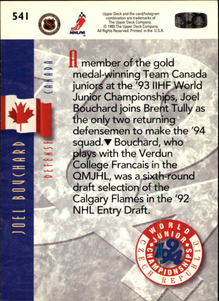 1993-94-Upper-Deck-Hk-039-s-501-575-Rookies-You-Pick-Buy-10-cards-FREE-SHIP thumbnail 83