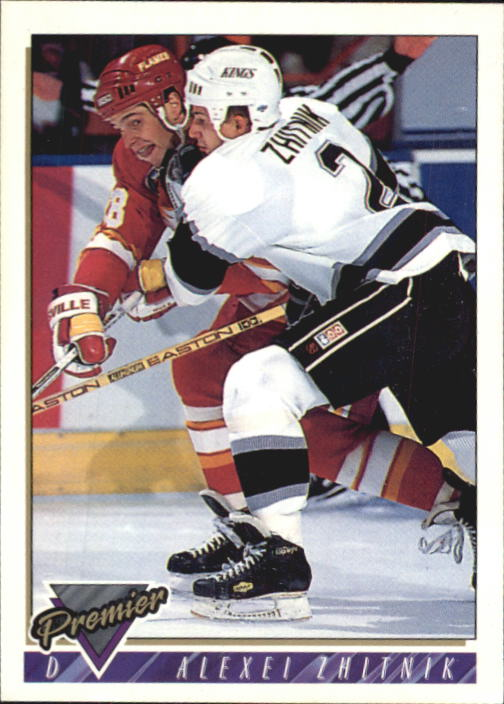 1993-94 OPC Premier #2 Alexei Zhitnik