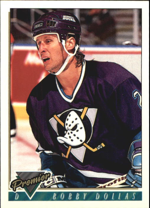 1993-94 OPC Premier #491 Bobby Dollas RC