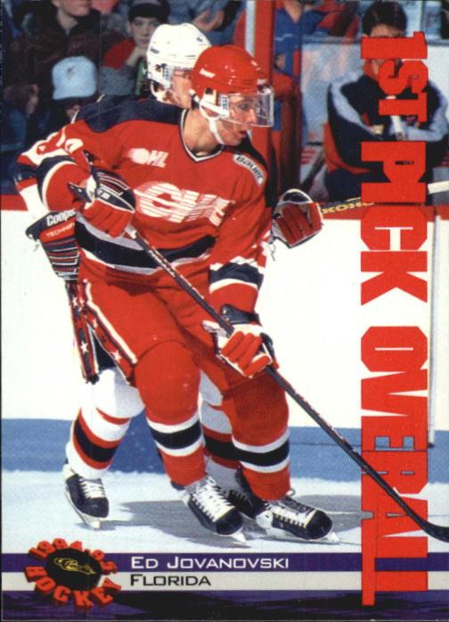1994 Classic #1 Ed Jovanovski