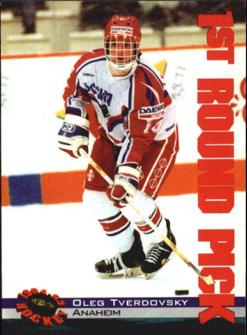 1994 Classic #2 Oleg Tverdovsky