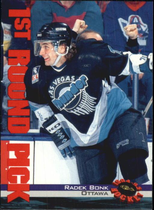 1994 Classic #3 Radek Bonk