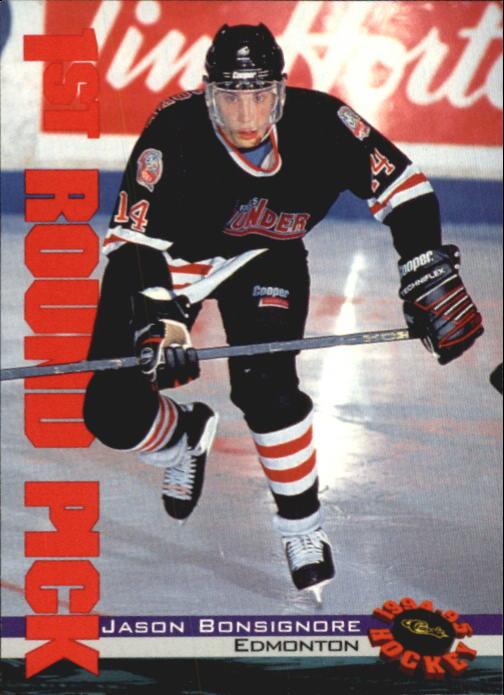1994 Classic #4 Jason Bonsignore