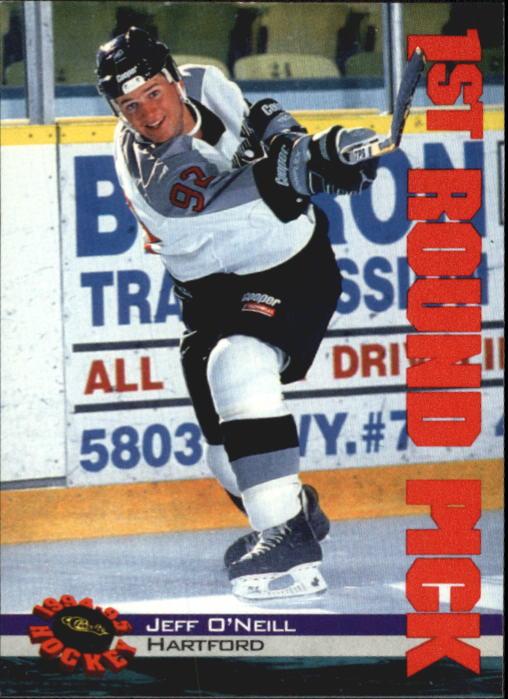 1994 Classic #5 Jeff O'Neill