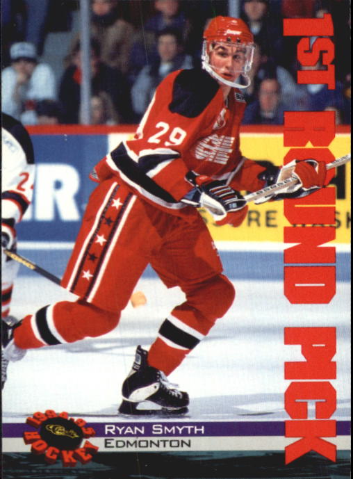 1994 Classic #6 Ryan Smyth