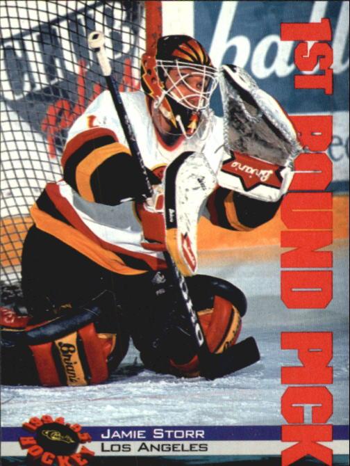 1994 Classic #7 Jamie Storr