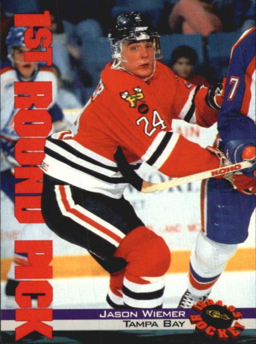 1994 Classic #8 Jason Wiemer
