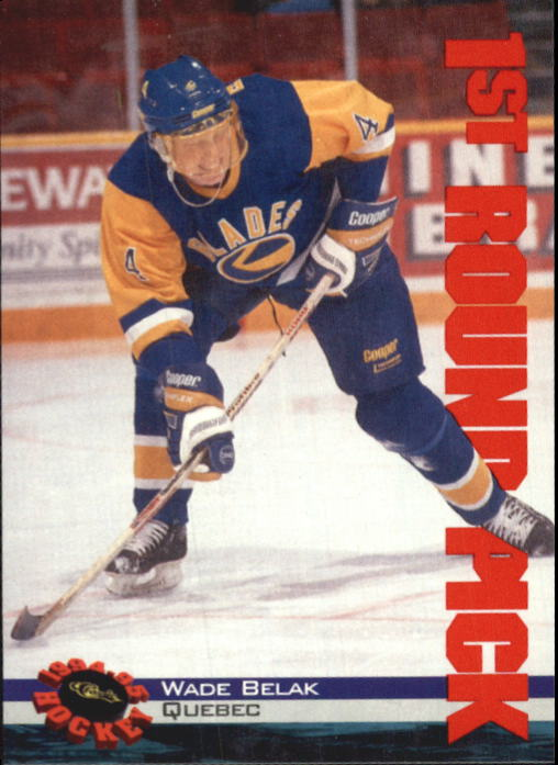 1994 Classic #11 Wade Belak