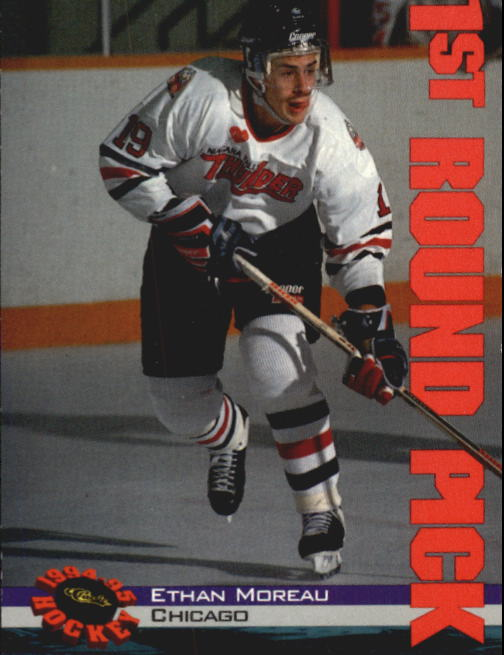 1994 Classic #12 Ethan Moreau