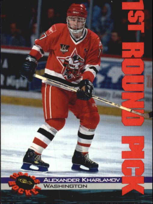 1994 Classic #13 Alexander Kharlamov