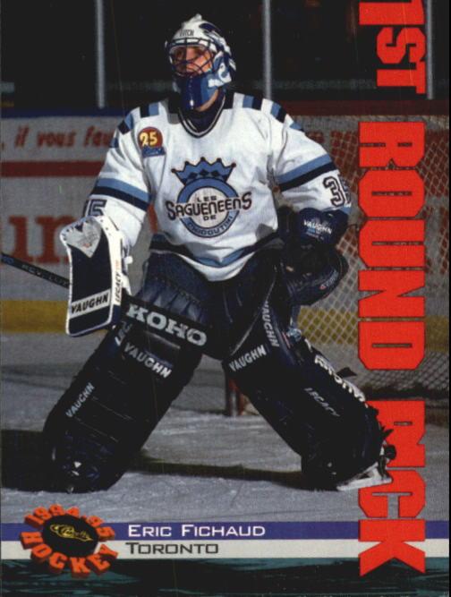 1994 Classic #14 Eric Fichaud