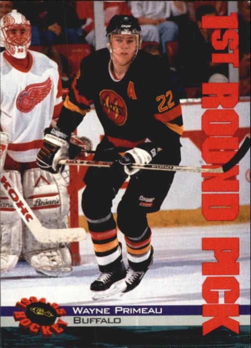 1994 Classic #15 Wayne Primeau