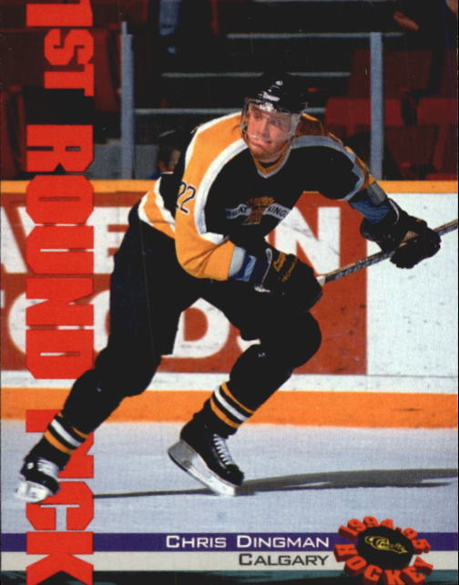 1994 Classic #17 Chris Dingman