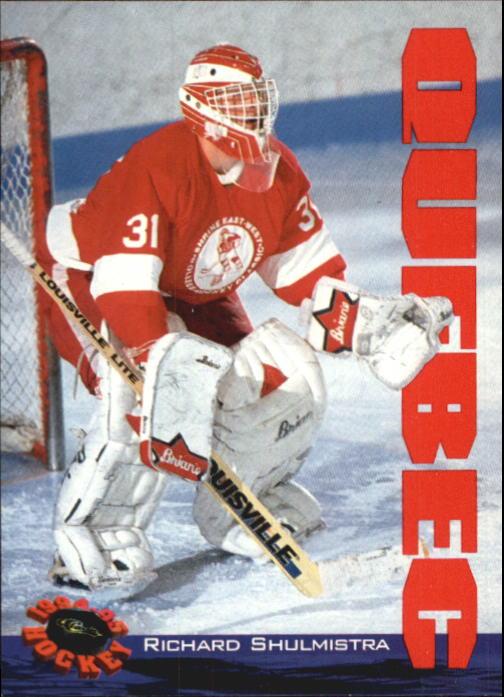 1994 Classic #31 Richard Shulmistra