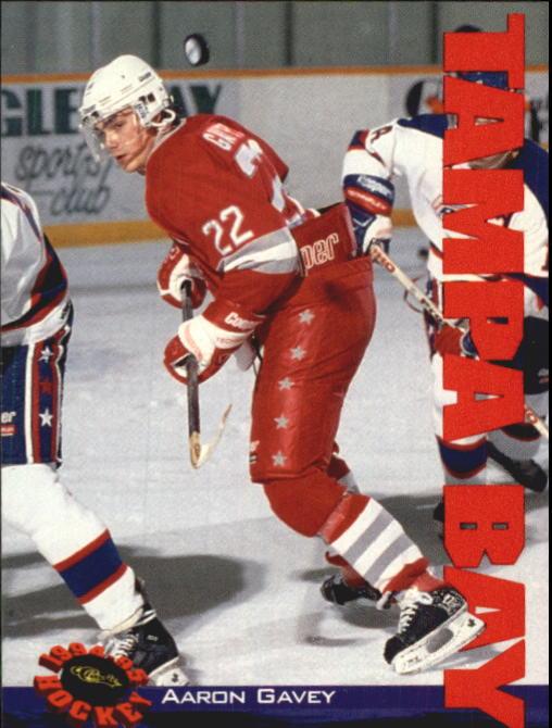 1994 Classic #115 Aaron Gavey