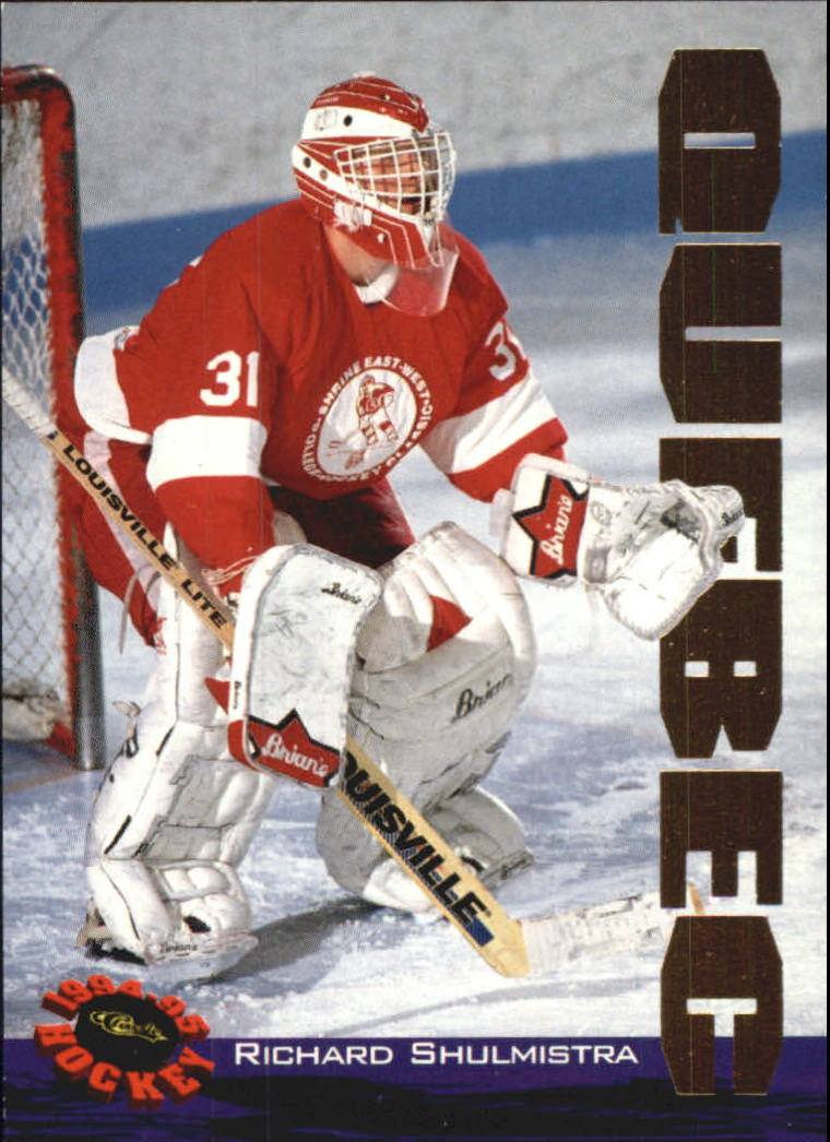 1994 Classic Gold #31 Richard Shulmistra