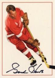 1994 Parkhurst Missing Link Autographs #1 Gordie Howe