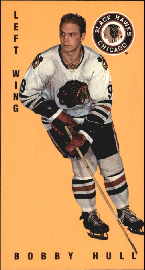1994 Parkhurst Tall Boys #25 Bobby Hull