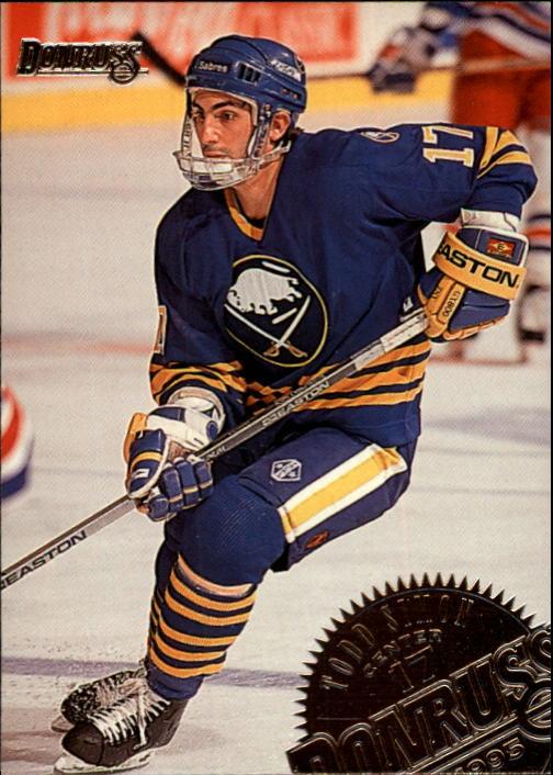 1994-95 Donruss #16 Todd Simon RC