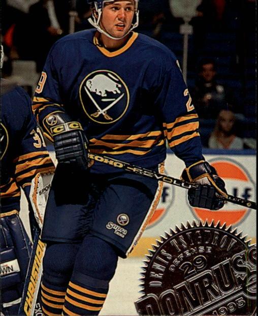 1994-95 Donruss #200 Denis Tsygurov RC
