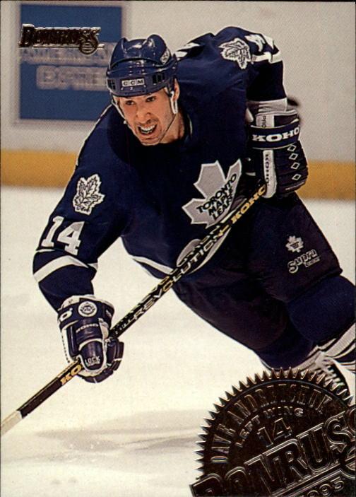 1994-95 Donruss #323 Dave Andreychuk