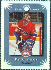 1994-95 Donruss Elite Inserts #10 Patrick Roy
