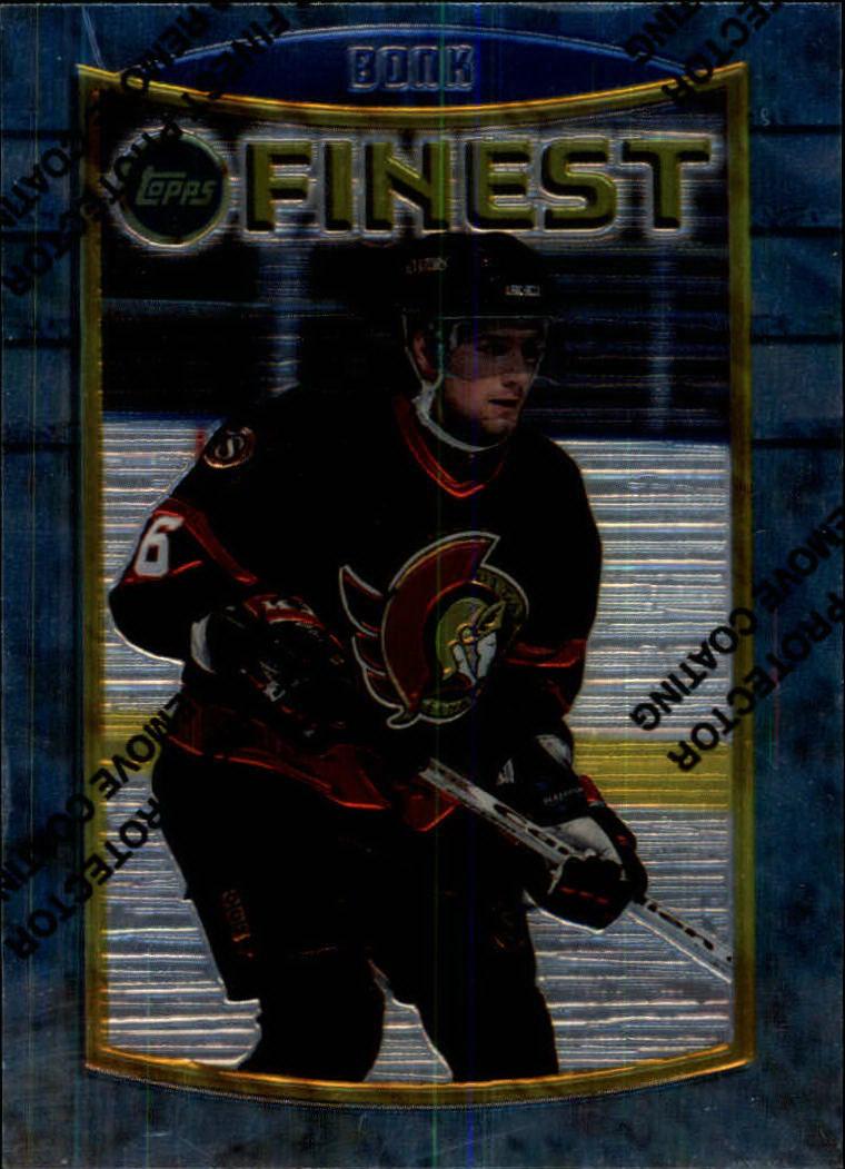1994-95 Finest #3 Radek Bonk RC