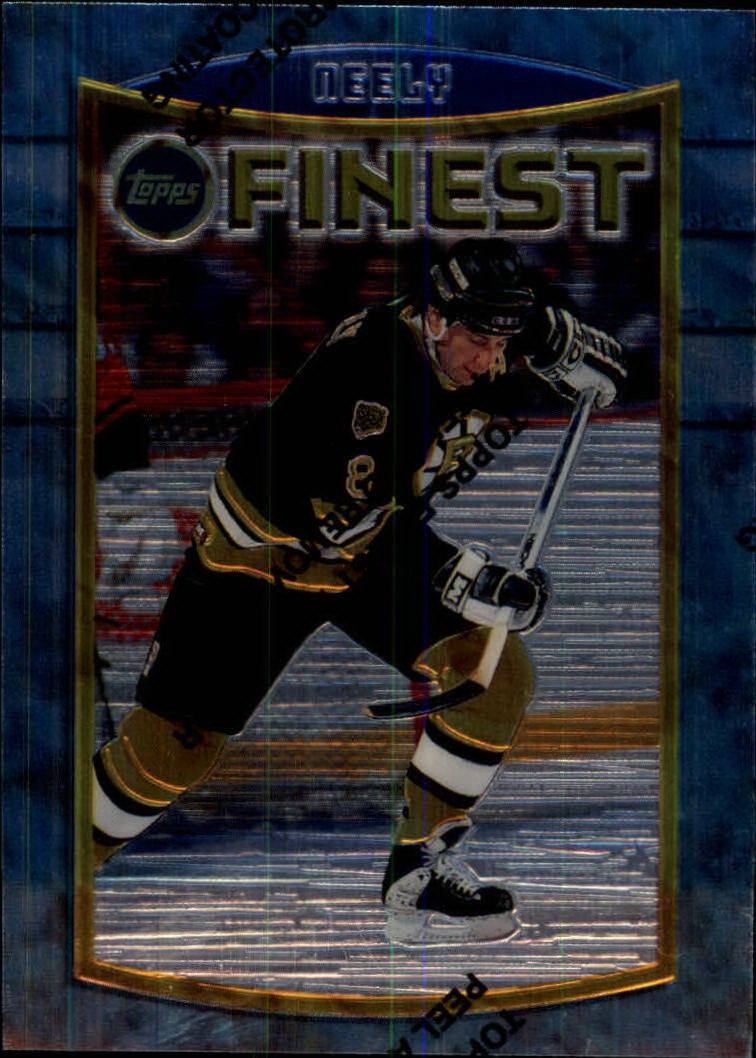 1994-95 Finest #22 Cam Neely