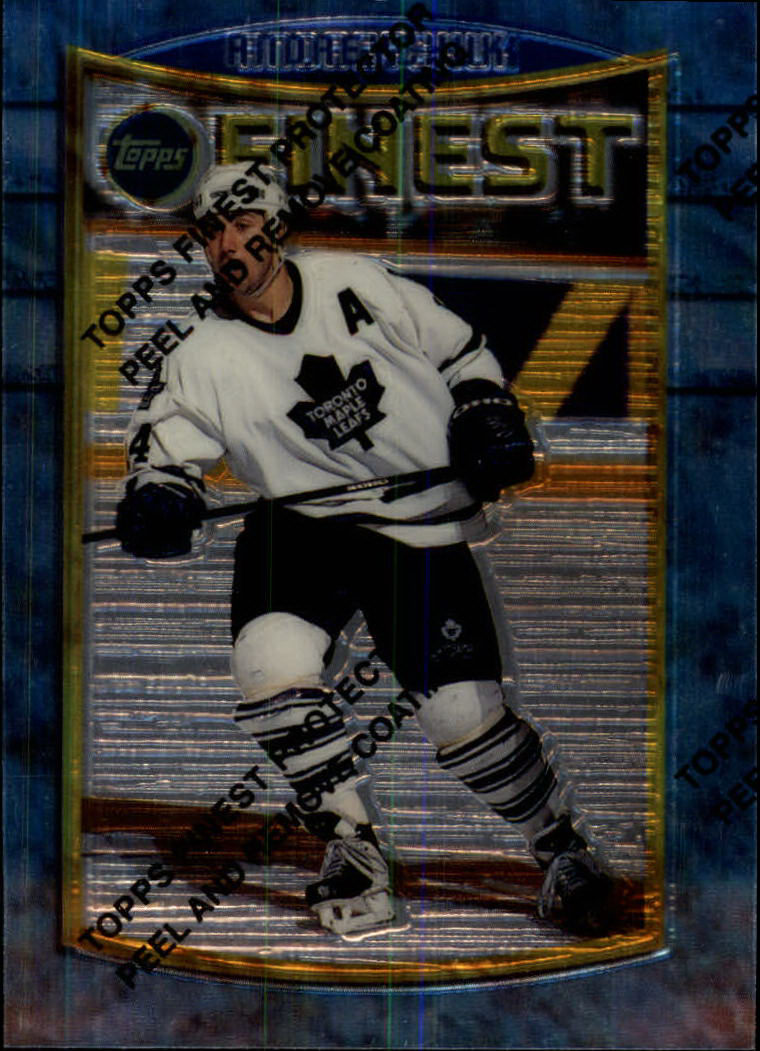 1994-95 Finest #39 Dave Andreychuk