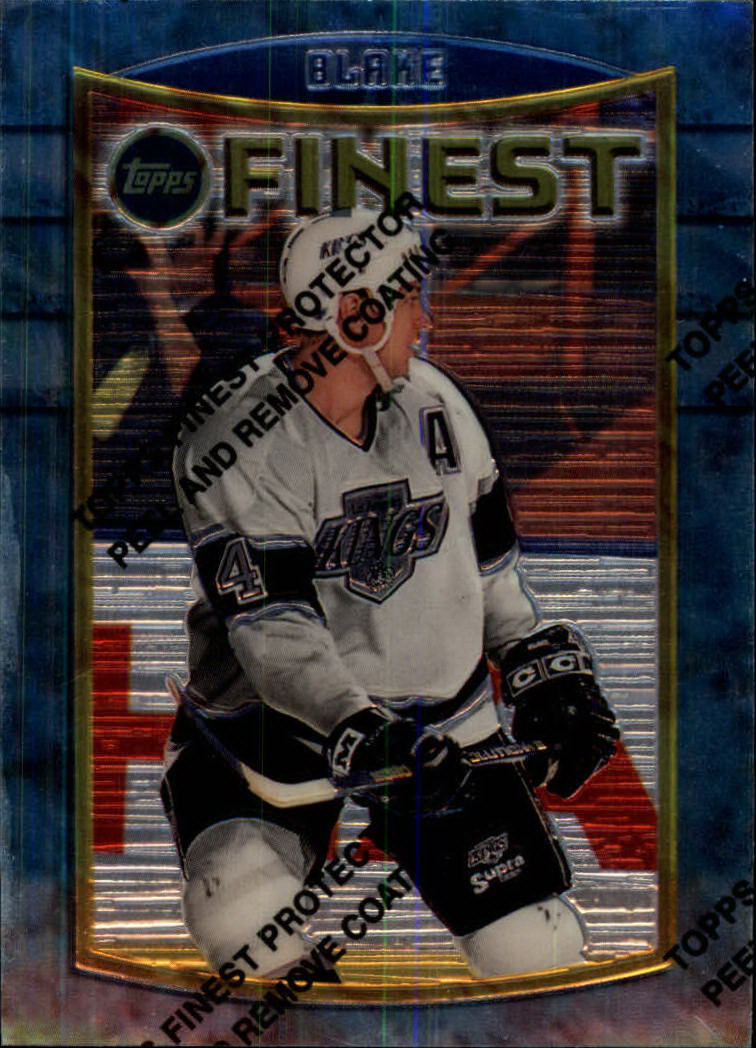 1994-95 Finest #45 Rob Blake