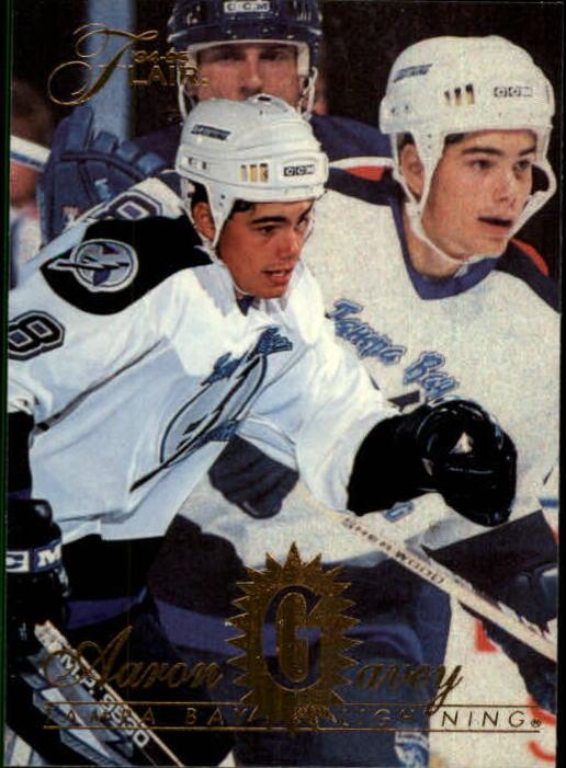 1994-95 Flair #172 Aaron Gavey