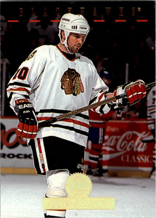 1994-95 Leaf #2 Tony Amonte