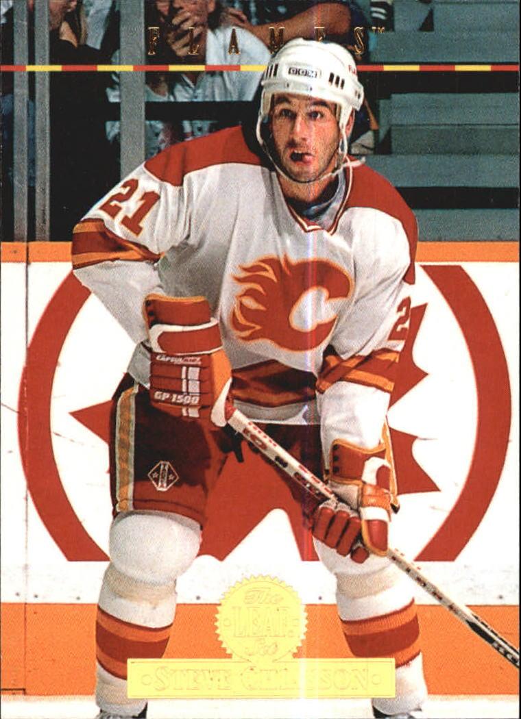 1994-95 Leaf #487 Steve Chiasson