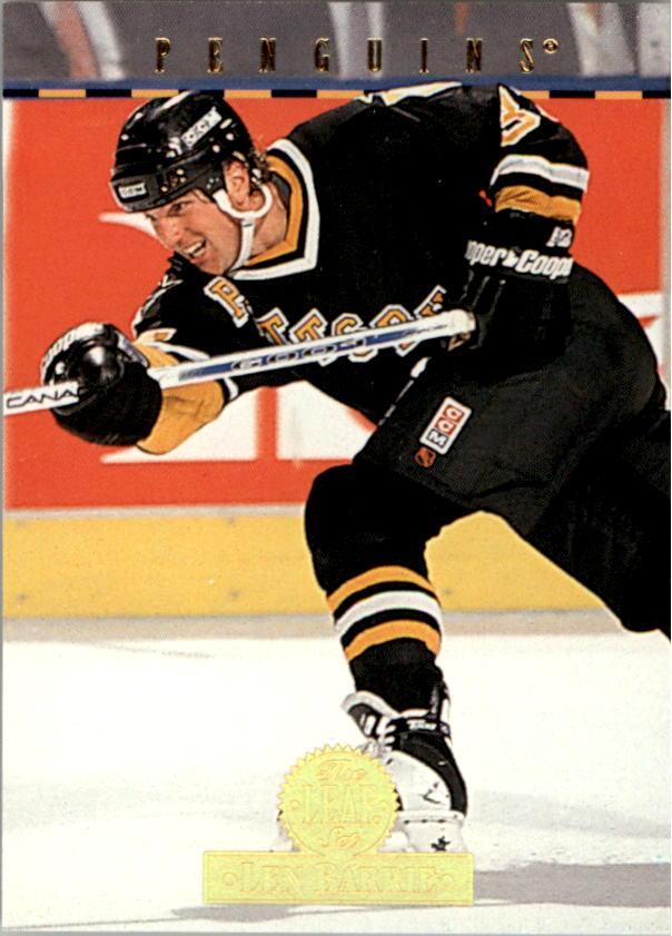 1994-95 Leaf #491 Len Barrie