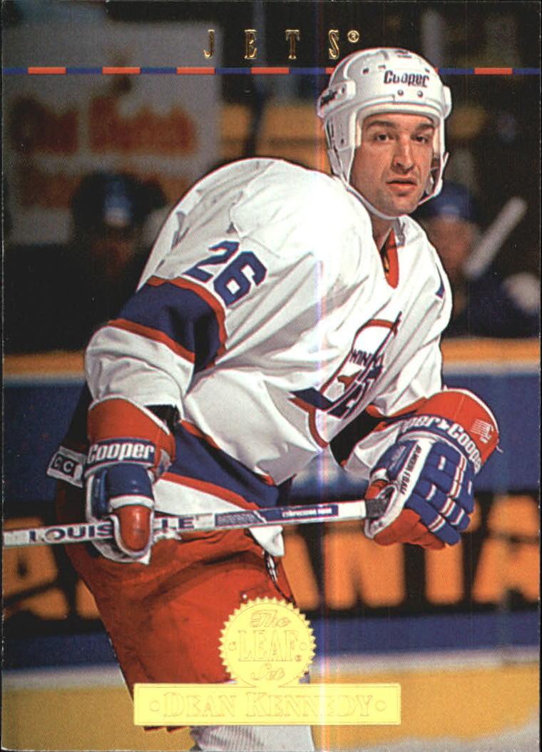 1994-95 Leaf #500 Dean Kennedy