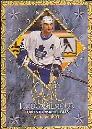 1994-95 Leaf Gold Stars #2 Doug Gilmour/Jeremy Roenick