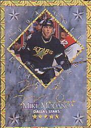 1994-95 Leaf Gold Stars #10 Mike Modano/Jason Arnott
